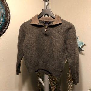 Brooks Brothers 100% merino wool pullover sweater
